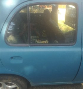 Двери Nissan micra k11