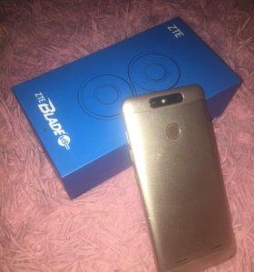Телефон ZTE BLADE V8 mini
