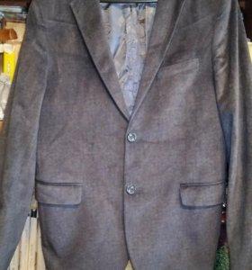 Пиджак и брюки на рост 164-170см