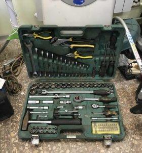 Набор инструмент Арсенал 104 предмета