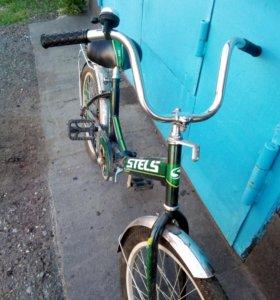 Велосипед в хорошем состоянии .