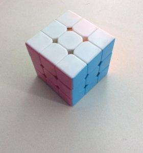 Кубик Рубика 3х3 Скоростной Цветной пластик