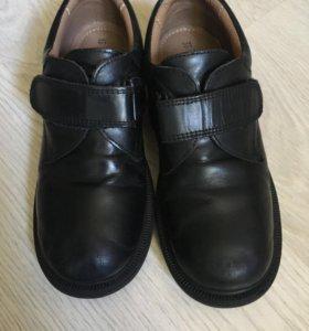 Туфли кожаные для мальчиков