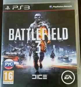 Игра на Sony Playstation-3 BattleField-3