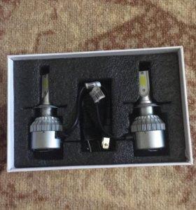 Диодные лампы(ближний свет)
