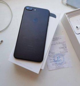 IPhone 7 Plus 128Gb, Matte Black