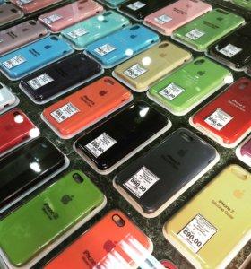 Silicone Case для iPhone