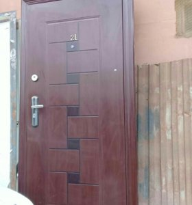 продаю дверь входная