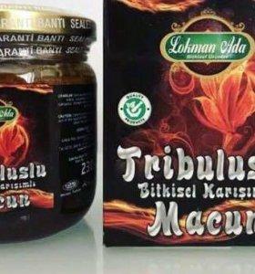 Эпимедиумная паста Tribuluslu macun