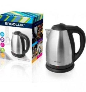 Чайник электрический Ergolux ELX-KS01-C72