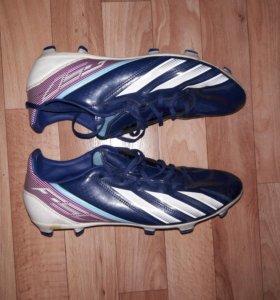 Футбольные бутсы Adidas f50 (2011-2012)