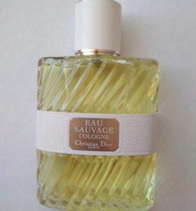 Тестер Dior Eau Sauvage Cologne Оригинал