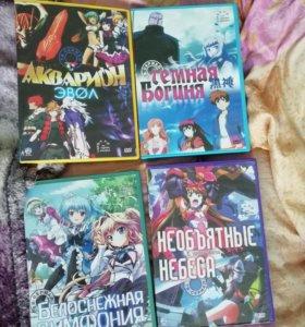 За все аниме диски
