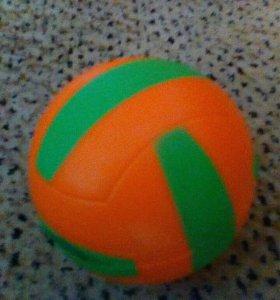 Мяч ризиновый