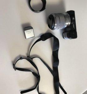 Запчасти от утопленного фотоаппарата Sony 5N