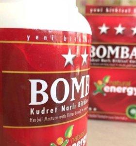Натуральное средство для набора веса Bombax