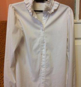 Школьная блузка и футболка