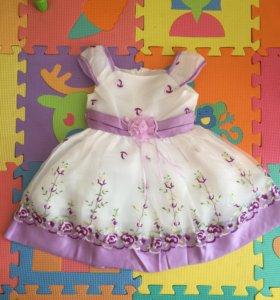 Праздничные платья новые