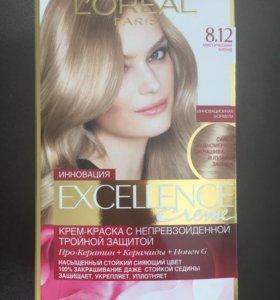 Краска для волос L'Oréal 8.12