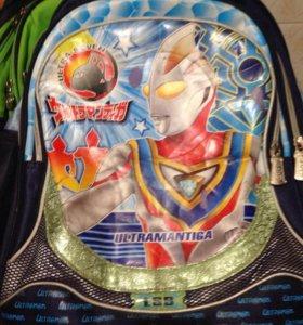 Рюкзак ортопедический для мальчика
