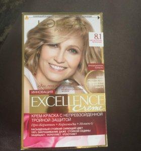 Краска для волос L'Oréal 8.1