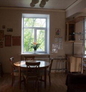 Квартира, 4 комнаты, 98.1 м²
