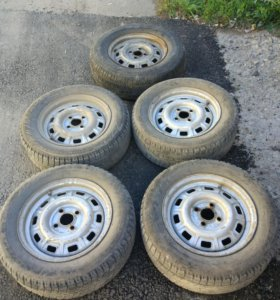 Bridgestone Blizzak revo2 185/65R14 (Всесезонная)