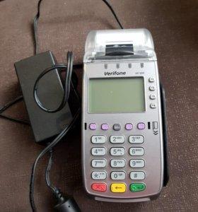 Терминал банковской оплаты Verifone VX520