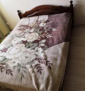 Кровать двуспальная 1,6×2