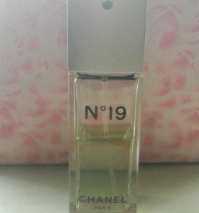 Духи Chanel 19