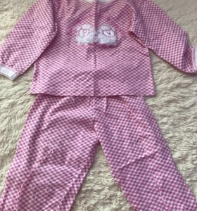Пижама на девочку Размер 3 года