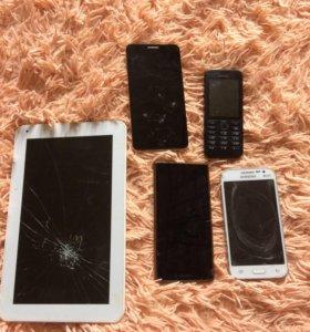 Телефон, планшет
