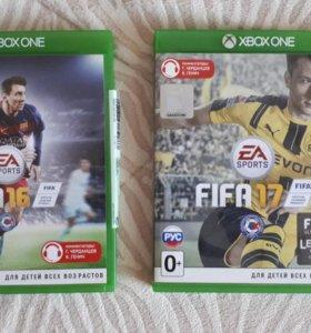 Продаю игры на Xbox one