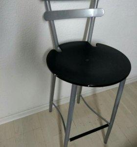 Высокие стулья 2шт