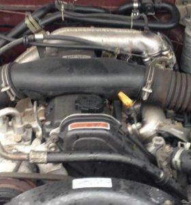 Двигатель 2LTE с автоматом