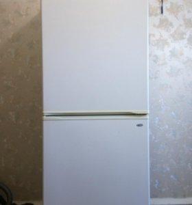 Холодильник с морозильной камерой Атлант