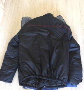 Куртка зимняя полиции