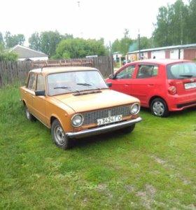 ВАЗ (Lada) 2101, 1978
