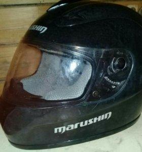 Мото шлем (каска)