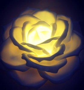 Цветок ночник из изолона