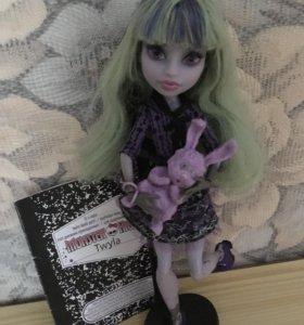 Кукла Твайла из Монстр хай (Monster High)