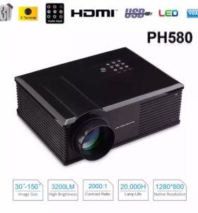 Lcd проектор