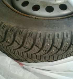 """Комплект колес """"зима"""""""
