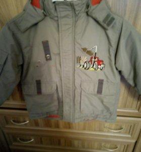 Куртка мал ьчику