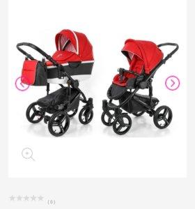Детская коляска Esspero Magic Alu 2 в 1, шасси Bla