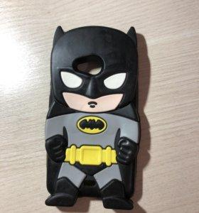 Бетмен чехол на Nokia lumia 535