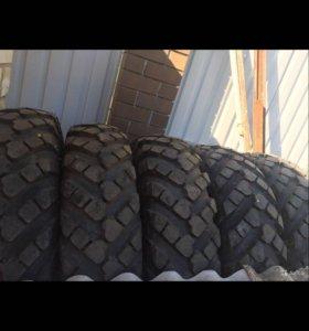 Новые колёса ГАЗ 66