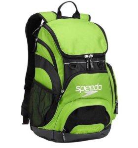 Рюкзак Speedo в зеленом цвете 35литров
