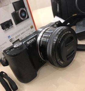 Sony ilce 5000l цифровой фотоаппарат
