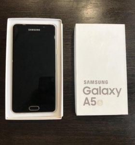 Телефон sumsung galaxy A5 2016